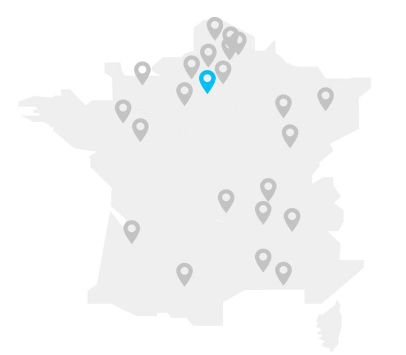 Site de Villeneuve-La-Garenne